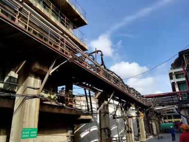 铅锌矿工艺管
